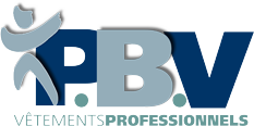 Logo PBV - Vêtements professionnels